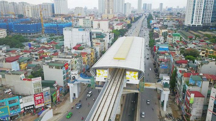 Sớm trình Quốc hội điều chỉnh hai dự án đường sắt đô thị lớn