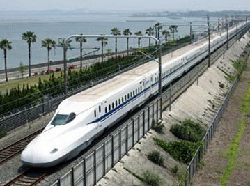 Đường sắt cao tốc nằm trong giới hạn đầu tư