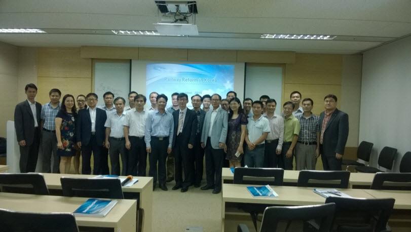 Đường sắt Việt Nam và Hàn Quốc triển khai hợp tác về đào tạo nguồn nhân lực.
