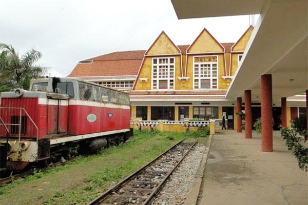 Gần 110 tỷ để sở hữu đường sắt Đà Lạt - Trại Mát