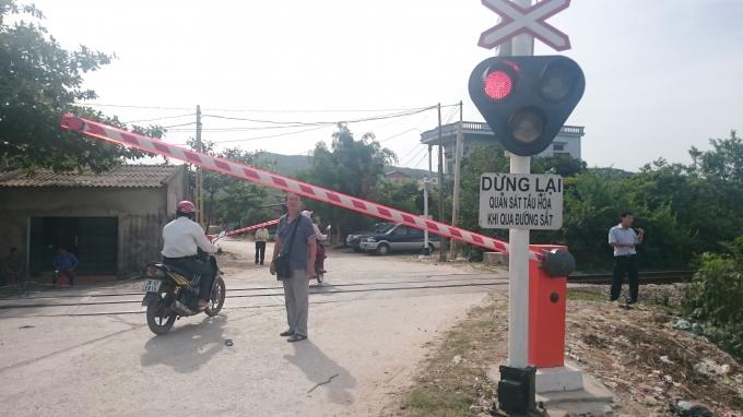 Công bố tình trạng kỹ thuật đường ngang trên mạng lưới Đường sắt Việt Nam