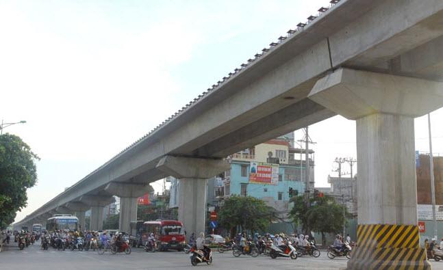 Bảo đảm chất lượng, tiến độ các dự án đường sắt đô thị