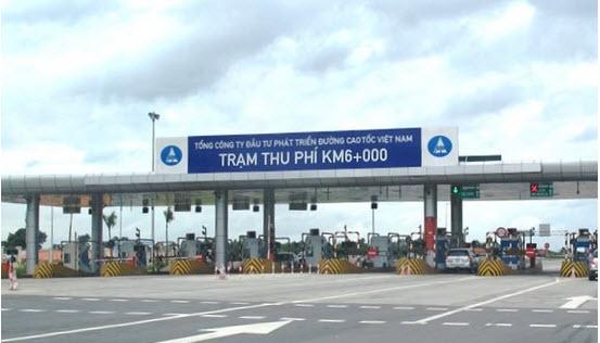 Tăng cường điều kiện bảo đảm ATGT tại các trạm thu phí trên đường cao tốc