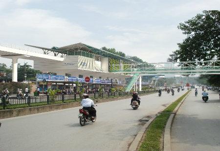 Đường sắt đô thị Hà Nội, một lời giải cho sự tắc nghẽn giao thông đô thị ngày càng tăng