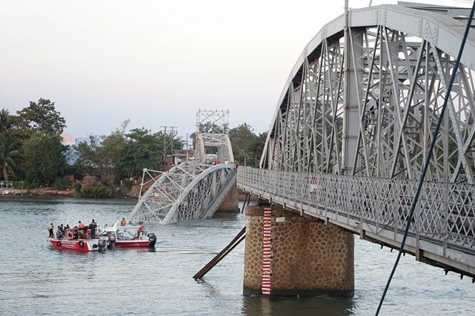 Cấp gần 300 tỷ đồng khẩn cấp khôi phục cầu Ghềnh