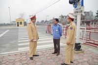 Giám sát công tác đảm bảo an toàn giao thông đường sắt tại Hà Nam