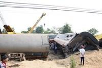 Siết an toàn giao thông đường sắt sau vụ tai nạn tại Quảng Trị