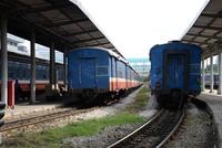 Lệch khổ ray cản trở vận tải đường sắt với Trung Quốc