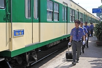 nhin lai mot nam doi moi duong sat - cuc duong sat viet nam vietnam railway authority