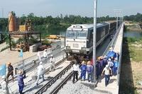 khanh thanh 44 cau bao dam chay tau 120 km h - cuc duong sat viet nam vietnam railway authority