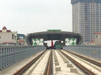 Dự án đường sắt Cát Linh - Hà Đông sẽ kết thúc vào năm 2021?