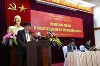 nam 2017 cuc duong sat tich cuc khang dinh vai tro quan ly nha nuoc - cuc duong sat viet nam vietnam railway authority